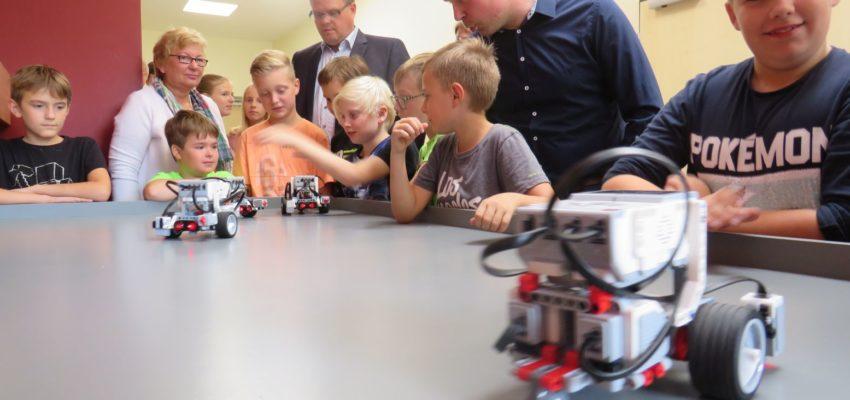8 Neue Roboter Für Die Robotik-AGs