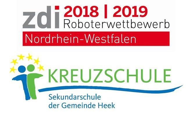 Zdi-Roboterwettbewerb An Der Kreuzschule Heek