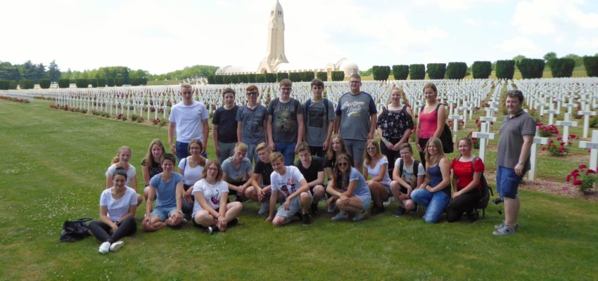 Exkursionsbericht Nach Verdun