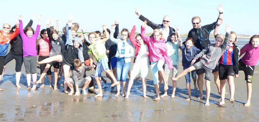 Die 6 B Erlebt 5 Tolle Tage Auf Norderney
