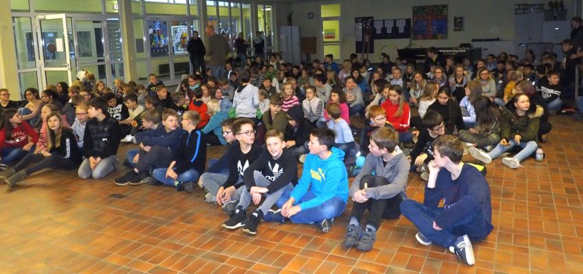 Adventszeit In Der Kreuzschule Heek