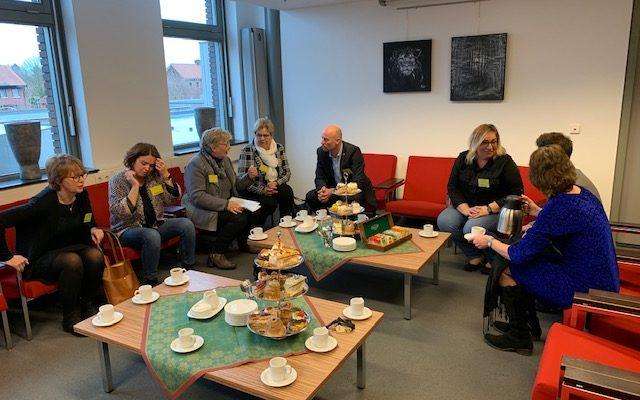 Gastbesuch An Der Partnerschule In Aalten