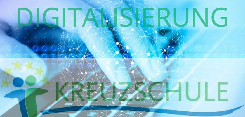 Digitalisierung An Der Kreuzschule – Pressebericht In Den Westfälischen Nachrichten