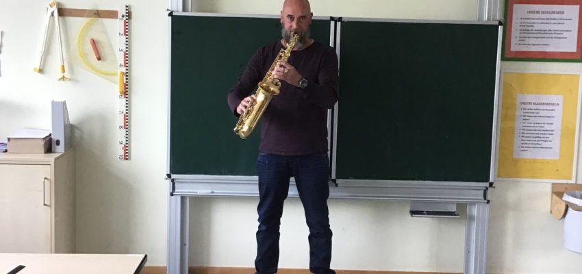 "Unterricht Trotz Corona – Instrumentalunterricht über ""Skype"""
